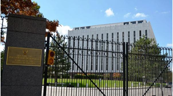 Посольство России прокомментировало обвинение шестерых россиян в США