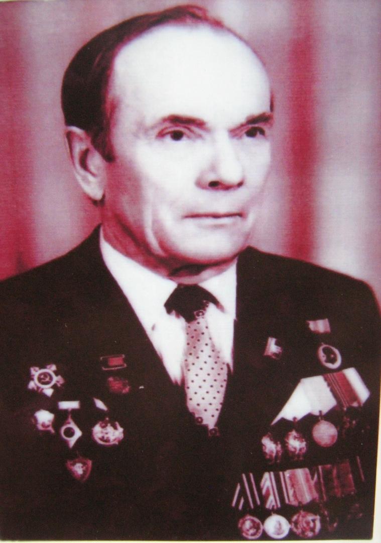 Кураш Григорий Петрович