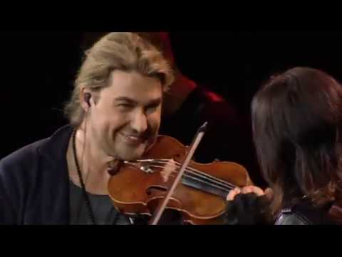 David Garrett Live in Verona Tribute to Bill Withers Ain't no sunshine
