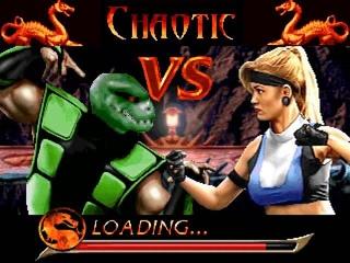 MK Chaotic gameplay #4 - Aynos Crystal (2016 remake)