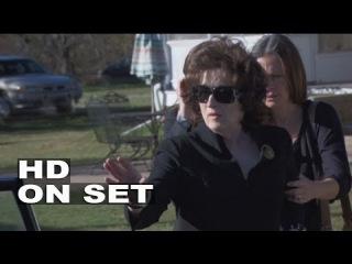 August: Osage County: Behind the Scenes (Complete Broll) Julia Roberts, Meryl Streep