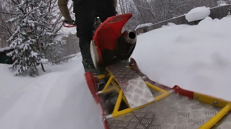 SnowKit от MotoBSK Выезд 190120