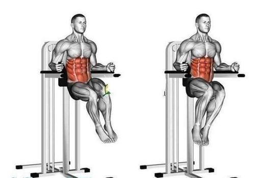 Упражнения для развития мышц пресса