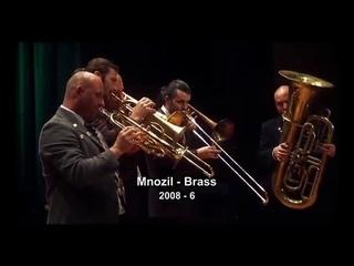Mnozil Brass - Bossa Nova Performance - Notte Spettacolare