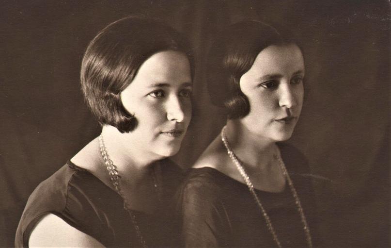 Варгина Татьяна Павловна (слева). Фонды ЧИКМ.