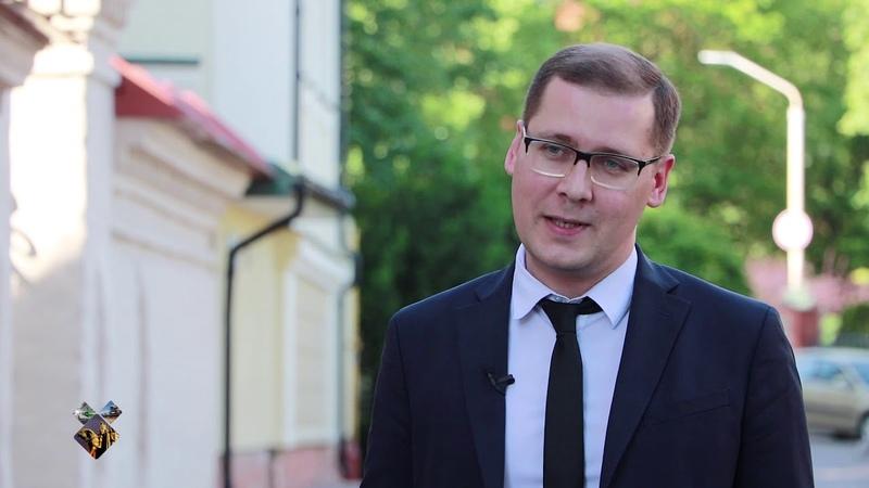 Точка роста Выставка промышленников Андрей Михеев