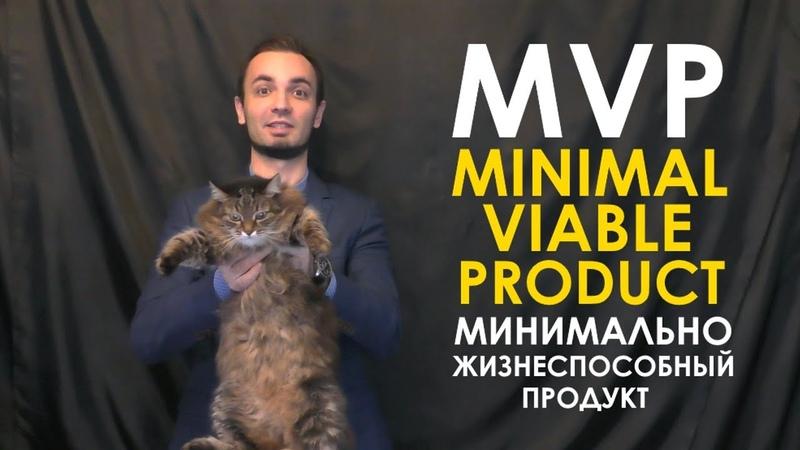 Что такое MVP Минимально жизнеспособный продукт за 7 минут