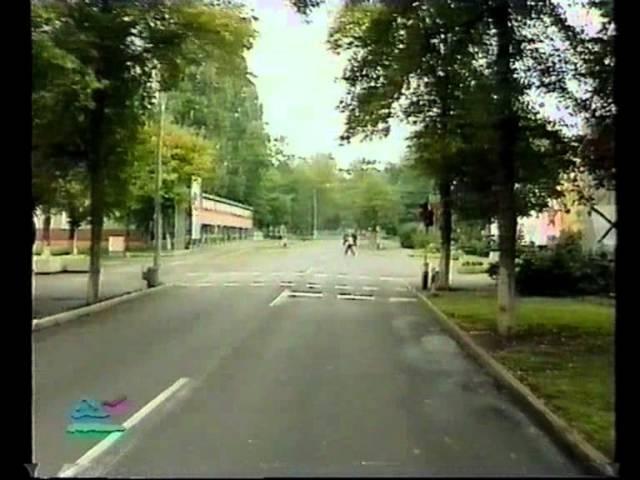Wunsdorf DDR Вюнсдорф ГДР Закрытый город