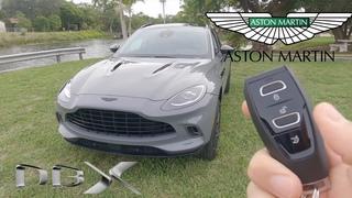 Aston Martin DBX 2021 | POV [HD]