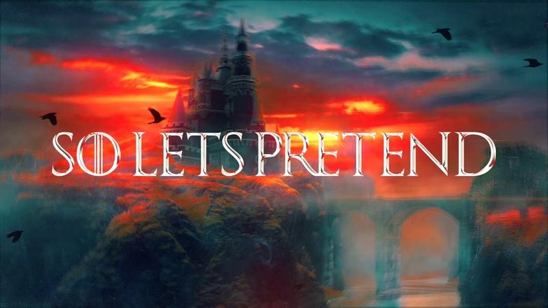 Dimatik MINDREM- Lets Pretend (Official Lyric Video)