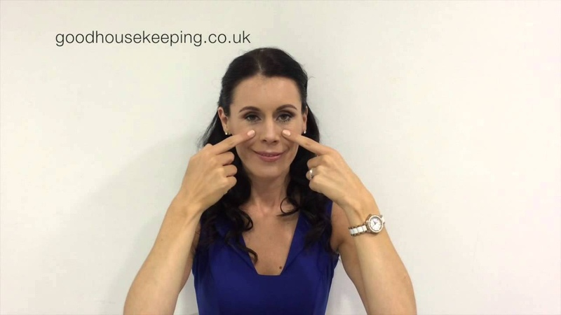 Face Yoga - 10 Minute Daily Routine | Good Housekeeping UK