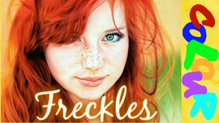 Learn English Through Story~Level 1~Freckles~English story for learning english with subtitles