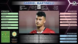Gabriel Martinelli – Arsenal have found the new Cristiano Ronaldo! | Scout's View