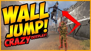Apex Legends - *NEW* WALL JUMP/DOUBLE JUMP IN APEX (Advanced Movement Guide)