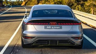 Audi A6 e-tron concept (2023) Next-Gen Audi Sportback   Design Details