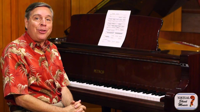 Piano Lesson How to approach Bach's Two Part Inventions Part 3
