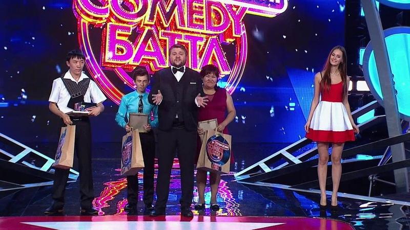 Comedy Баттл Суперсезон Продюсер финал 26 12 2014