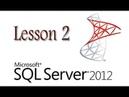 Урок 2 DML Операторы INSERT , UPDATE , DELETE , DROP , TRUNCATE , MERGE - MS SQL