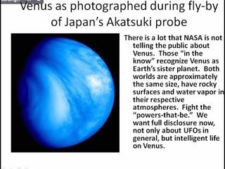 The Vast Venus Conspiracy: Venus is a Verdant Planet like Earth: Raymond Keller & Robert Potter