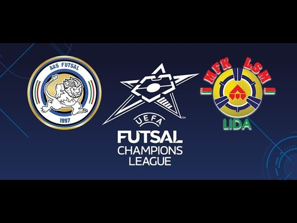 UEFA Futsal Champions League Gupo D Jornada 3 Acqua e Sapone 11 3 LSM Lida