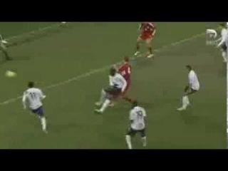 But Kurt Zouma | France Espoirs vs Belarus (1-0) - Qualifications Euro Espoirs