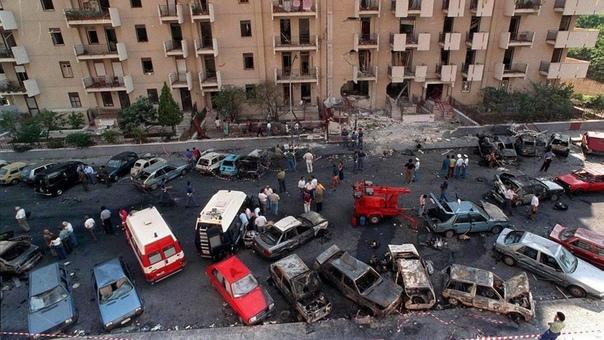 История убийства Паоло Борселлино, Сицилия, 1992 год.
