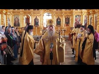 Обращение епископа Порфирия к Соловецкой общине в связи с постановлением об обязательной вакцинации