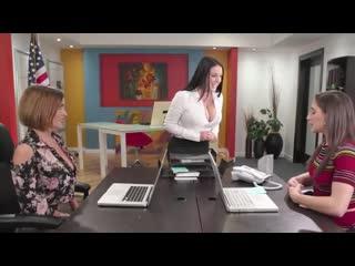Abella Danger, Angela White, Krissy Lynn
