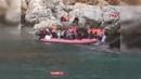 Antalyanın Alanya ilçesinde gezinti teknesi kayalık alanın yakınında battı. 1 kişi öldü