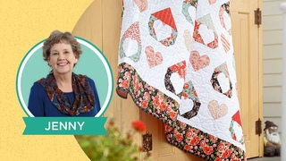"""Make the """"You Gnome I Love You"""" Quilt with Jenny Doan of Missouri Star (Video Tutorial)"""