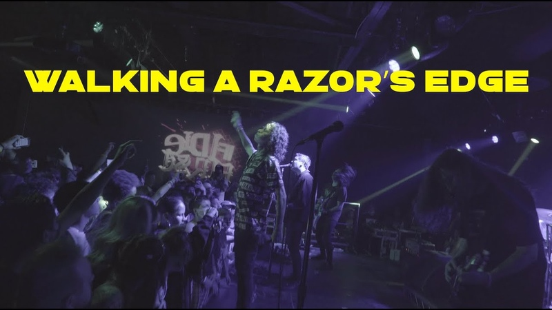 If I Die First Walking a Razor's Edge feat Connie Sgarbossa Music Video