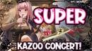 【KAZOO CONCERT】SUPER CHAT READING WIPEOUT!! hololiveEnglish holoMyth