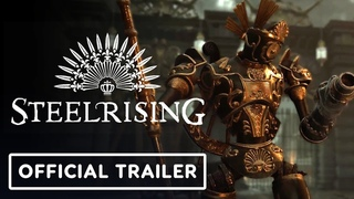 Steelrising - Official Reveal Trailer   Summer of Gaming 2021