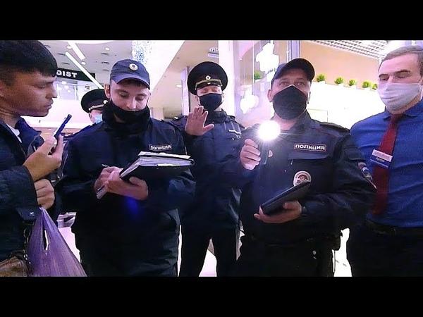 Гопники из Сити Молла беспределят под прикрытием полиции Новокузнецк