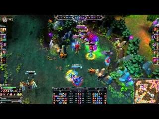 FromMapleStreet 2v5 pentakill (Team 8 VS Curse Academy, Black Monster Cup)