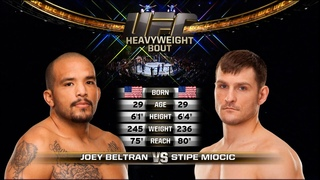UFC Debut: Stipe Miocic vs Joey Beltran | Free Fight