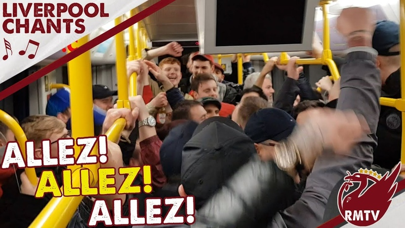'We Conquered All of Europe Allez Allez Allez ' Learn LFC Chants