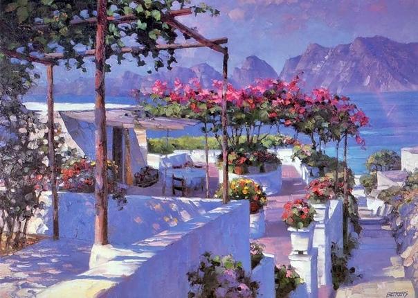 Американский художник Говард Беренс родился 20 августа 1933 года в Чикаго (штат Иллинойс , но вырос недалеко от Вашингтона (округ Колумбия). Любил рисовать ещё с раннего детства. Свой талант он