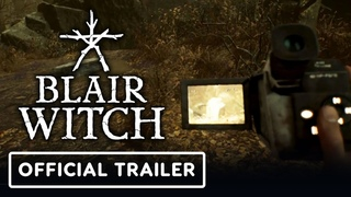 Blair Witch: Oculus Rift Edition - Official VR Launch Trailer