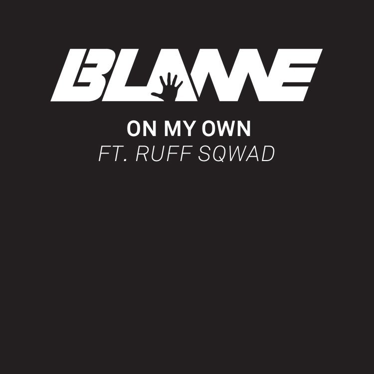 Blame album On My Own
