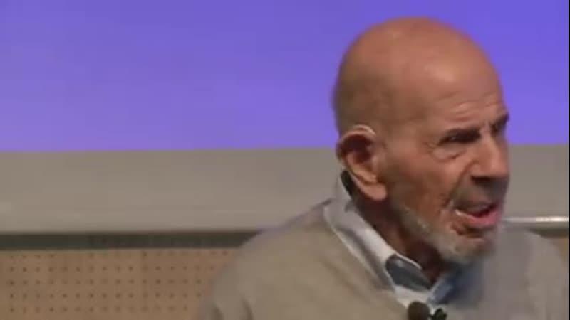 Storage emulated 0 Video Речь Жака Фреско в Стокгольме 2020 версия в 4К Проект Венера