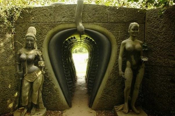 Парк скульптур «Путь Виктории», Уиклоу, Ирландия