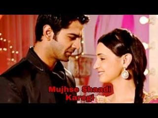 Mujhse Shaadi Karogi arnav Khushi song