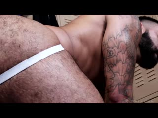 Jock Strap Fuckers - Rikk York  Dallas Steele