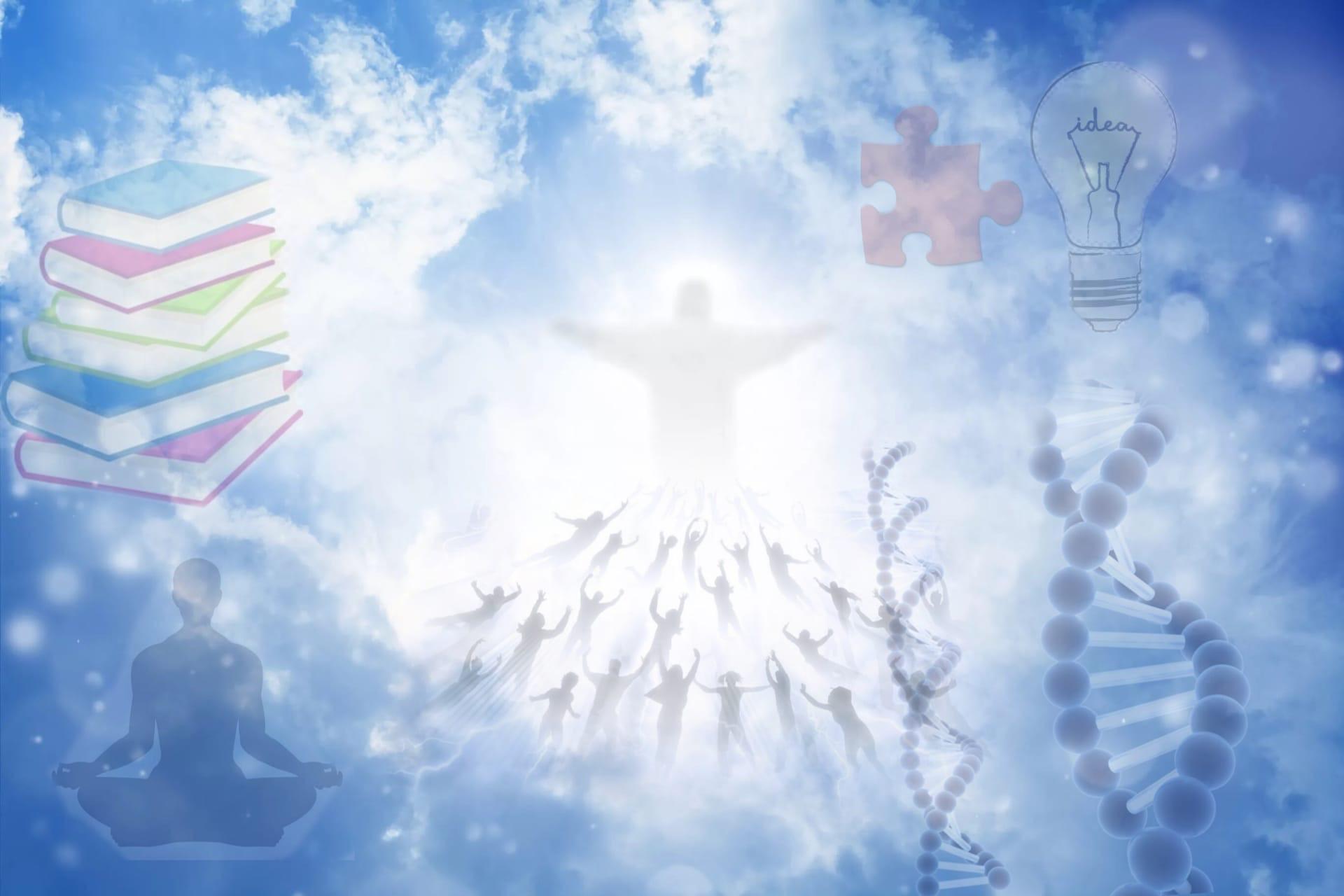 Душа нематериальная основа жизни индвида