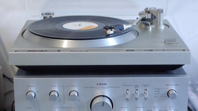 Сравнение двух предтоповых усилка - Battle hi-fi amplifier Trio KA 8300 vs Sony TA-F 333 esx