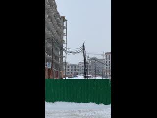 ЖК Видный город. 14 января 2020 года