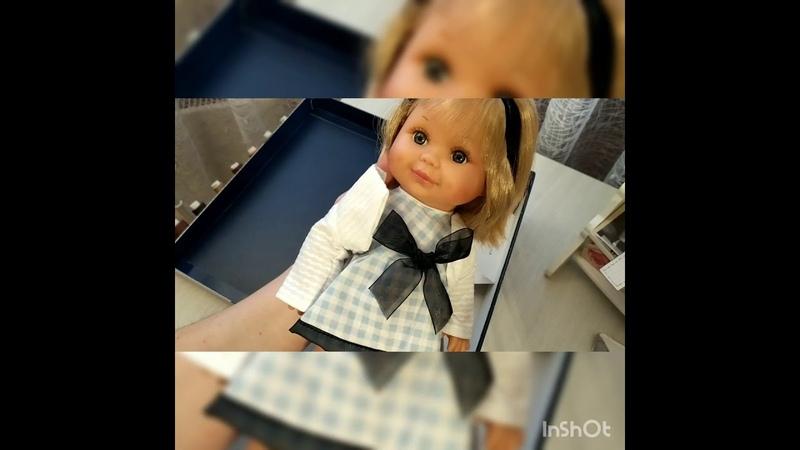 Бетти новая модель от lamagik одежда и обувь для кукол