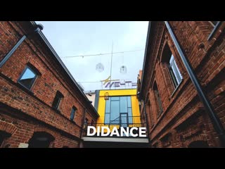 AFRO-HOUSE. DIDANCE.  UFA, 2020