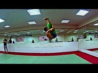 "AlexandeR RusinoV  / My Training standard tricks ""3"""